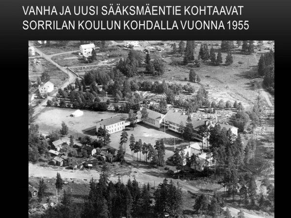 Sorrilan koulu 1955
